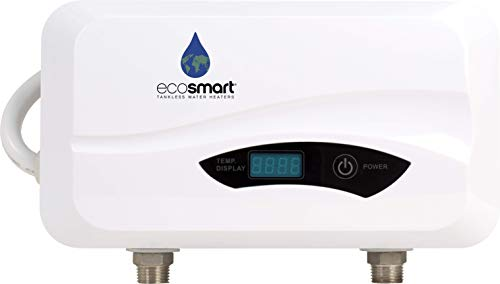 Ecosmart POU 3.5 Point of Use Electric Tankless Water Heater,...