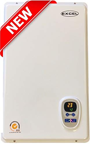 Excel Pro Tankless Gas Water Heater NATURAL GAS 6.6 GPM Whole House...