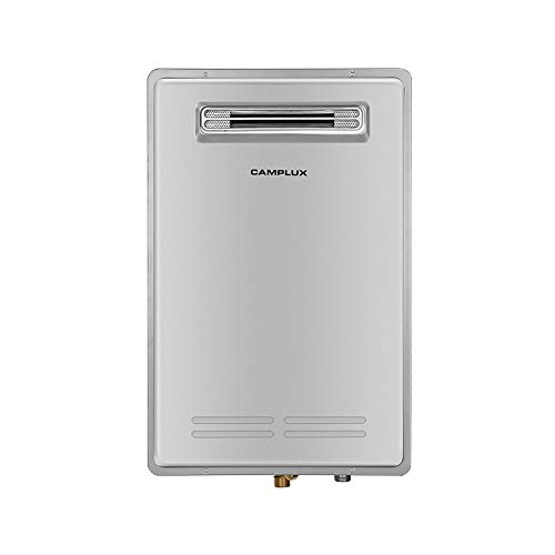 Camplux Pro Residential Tankless Water Heater Natural Gas,5.28 GPM...
