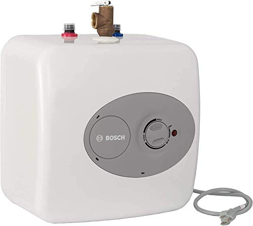 Bosch Electric Mini-Tank Water Heater Tronic 3000 T 4-Gallon (ES4)  -...