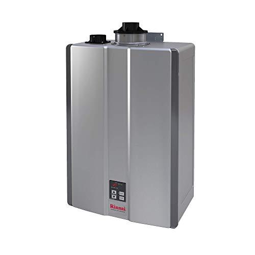 Rinnai RU199iN Sensei Super High Efficiency Tankless Water Heater, 11...