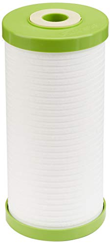 Filtrete Large Capacity Whole House Grooved Water Filter, 5 Microns,...