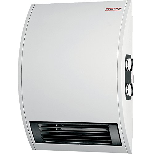 Stiebel Eltron CKT 20E 240-Volt 2000-Watt Wall Mounted Electric Fan...