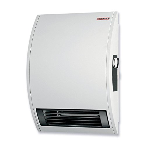 Stiebel Eltron 074058 120-Volt 1500-Watts Wall Mounted Electric Fan...
