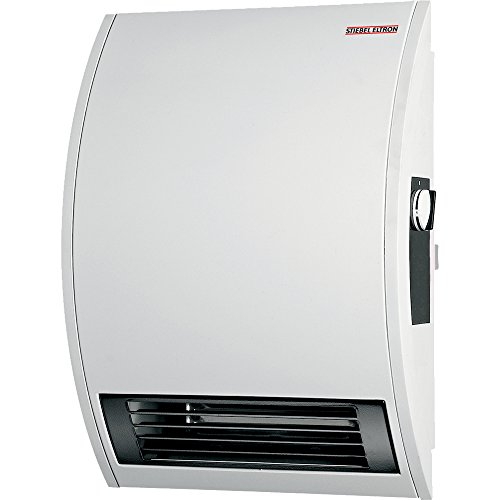 Stiebel Eltron 074057 240-Volt 2000-Watts Wall Mounted Electric Fan...