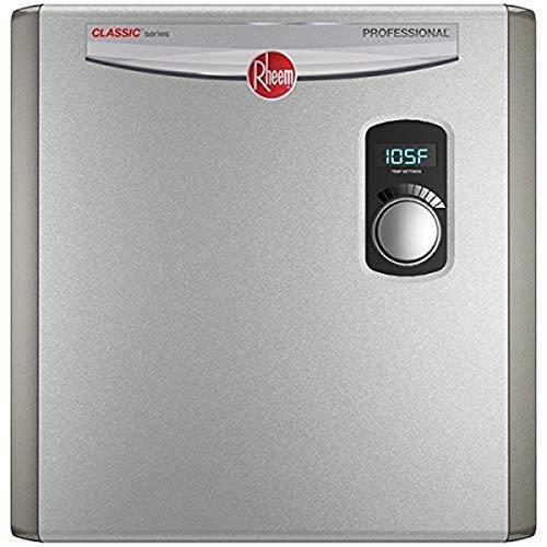 Rheem 240V 3 Heating Chambers RTEX-24 Residential Tankless Water...