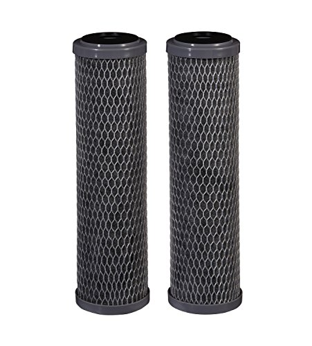 Filtrete Standard Capacity Whole House Carbon Wrap Water Filters,...